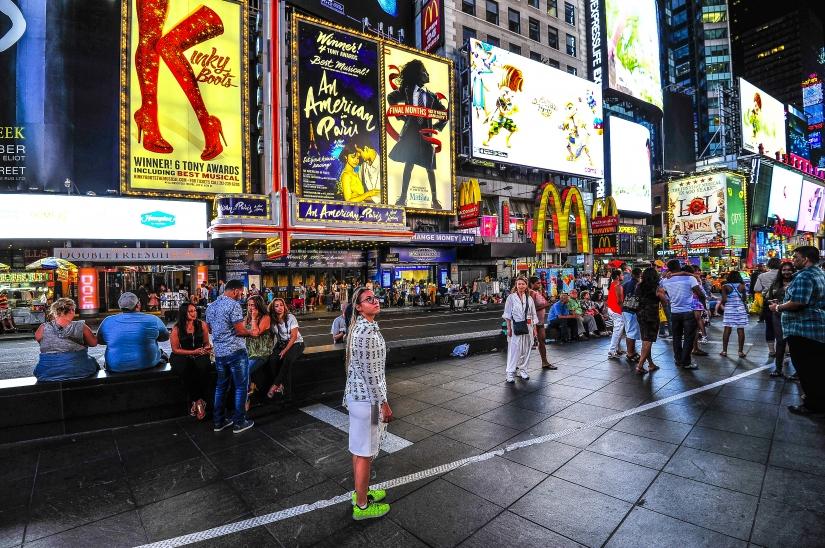 ... N.Y. time square (01) ...