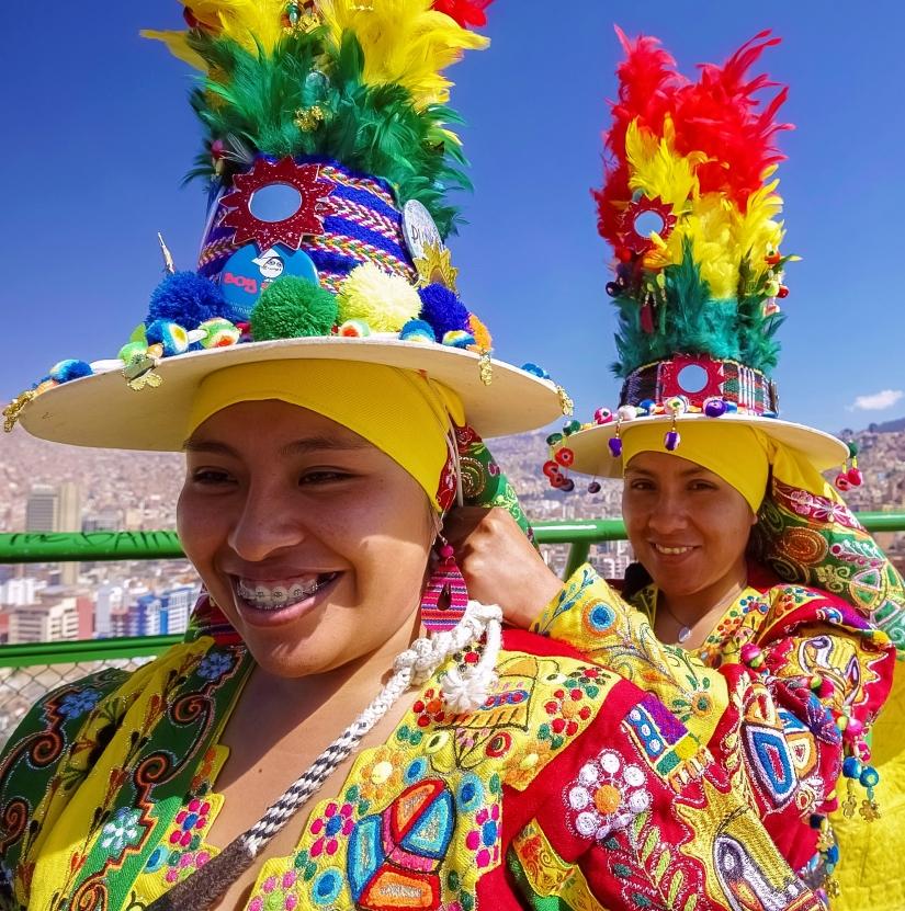 ... spot sui tetti di La Paz (04) ...