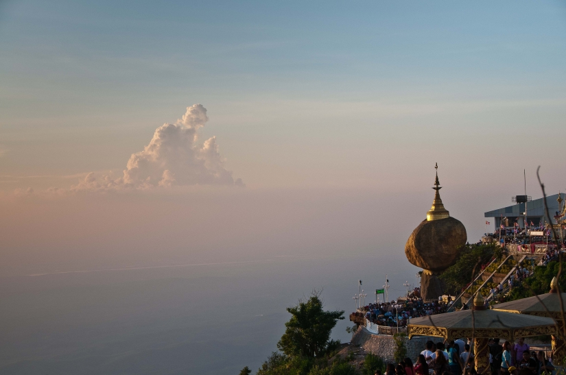 Golden Rock - Myanmar
