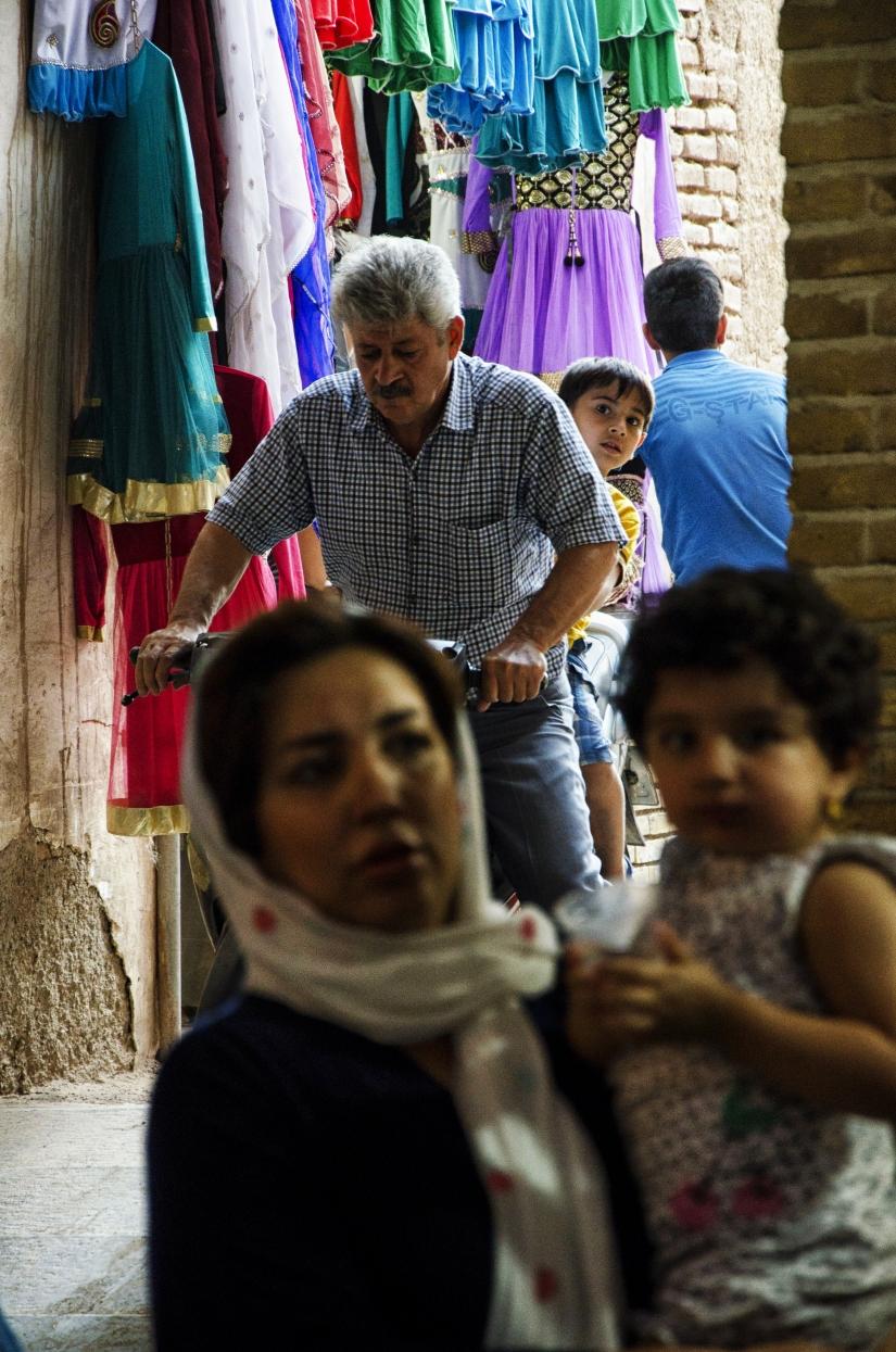 Bazaar di Kerman - Iran (agosto 2015)
