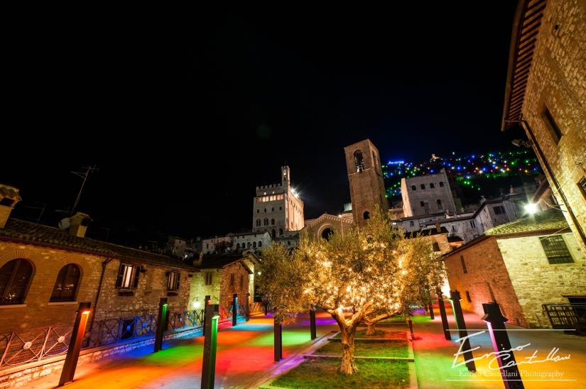 Gubbio, città del natale
