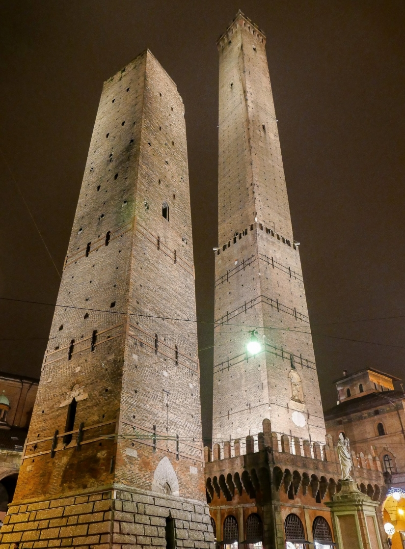 Tower by Night