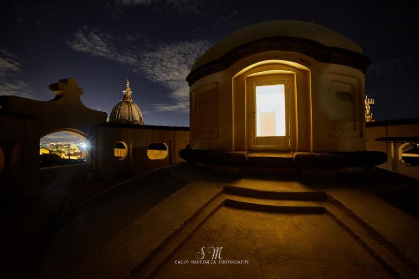 Capua by Night