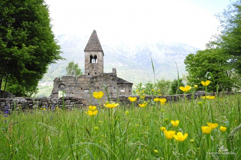 Abbazia di SanPietro in Vallate