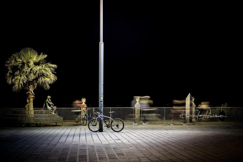 Acicastello by Night