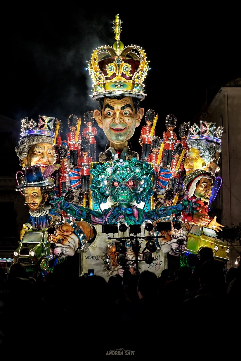 Acireale (CT) - Carnevale 2018