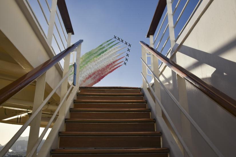 Air show - frecce tricolori