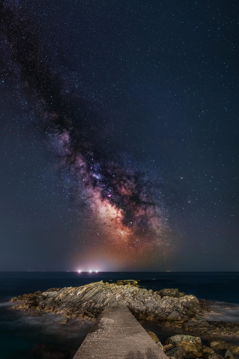 Al centro dell'universo