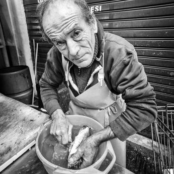 Al mercato di Ballarò - Palermo