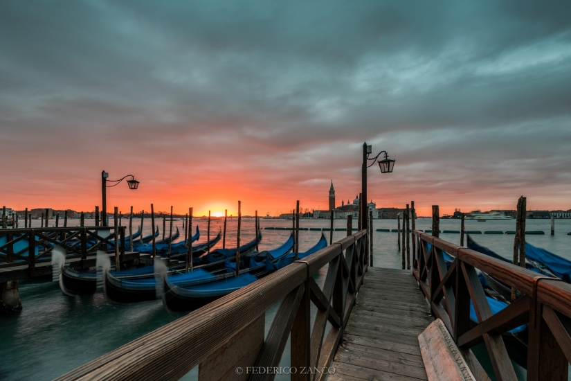 Alba a Venezia - Sunrise in Venice