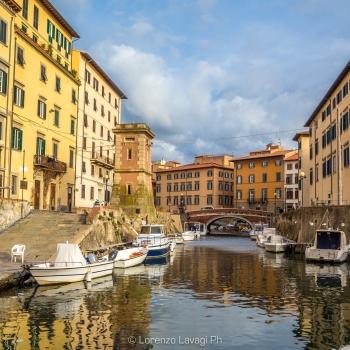 Alcuni luoghi della mia città (Livorno)