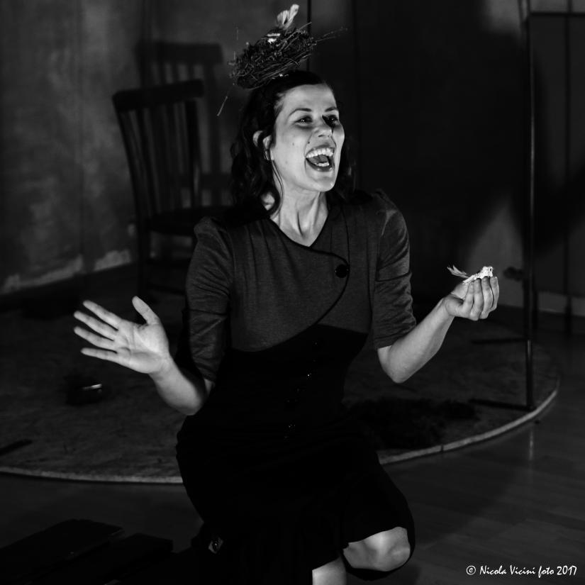 Alice Bettinelli, Attrice de LaQuerciaTeatro