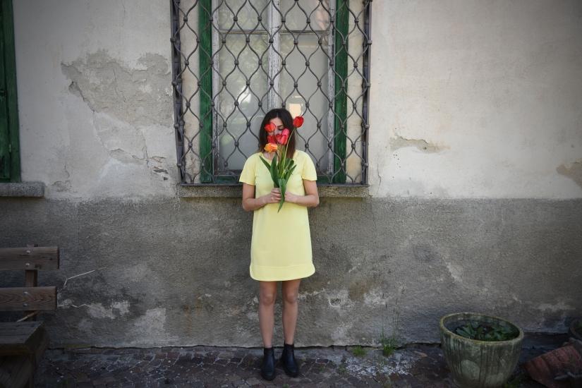 Alice tulipani rossi