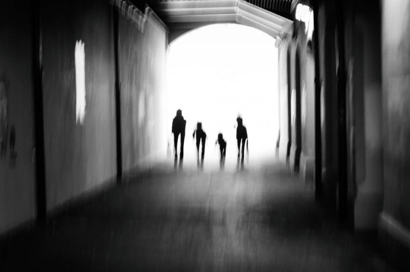 Alieni in città