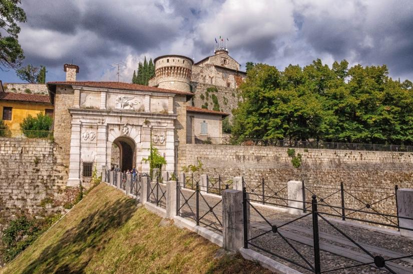 Alla scoperta castello di Brescia