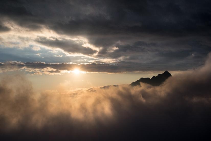 Alpi Apuane, Monte Sagro