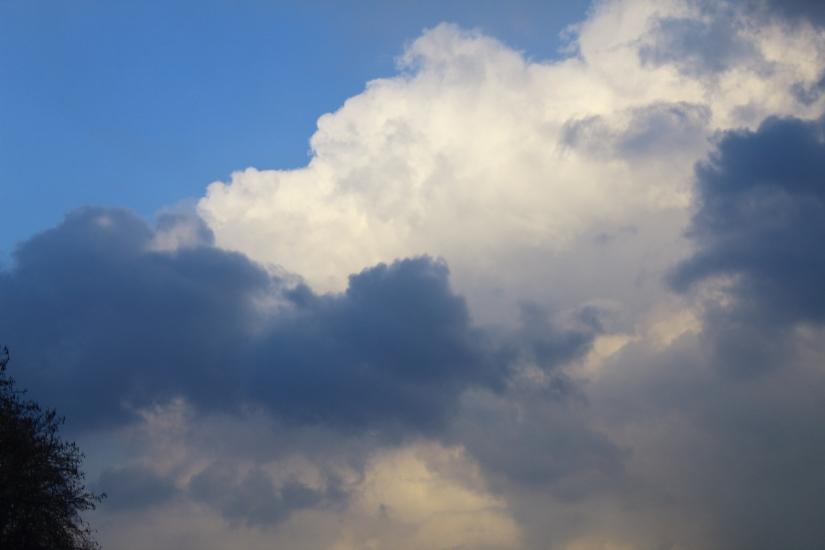 Ammasso di nuvole