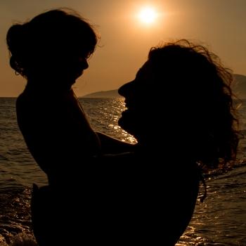 Amore di tramonto