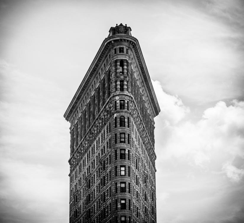 An old landmark in Middle Manhattan
