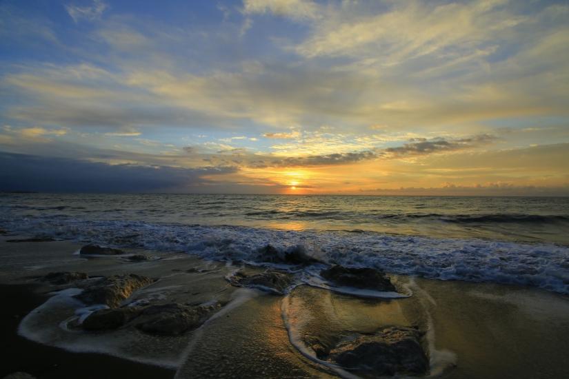 Andalusia, alba di fine ottobre