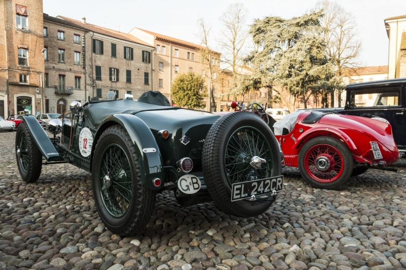 Antica corsa Valli&Nebbie  - Ferrara