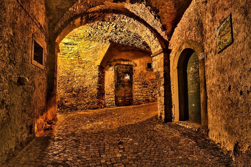 Archi di Castelpetroso (Is)