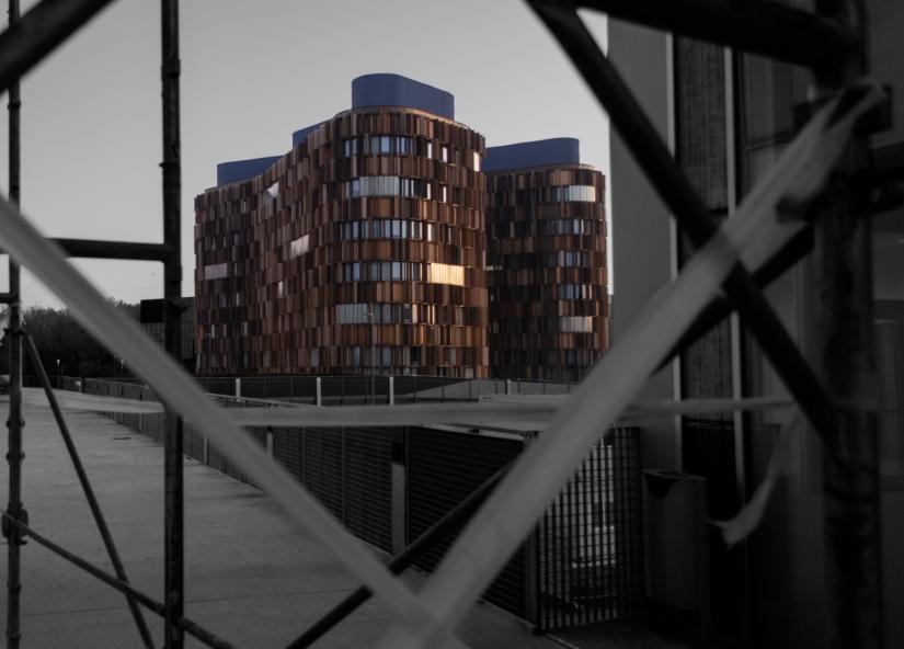 Architettura all'alba