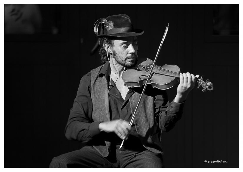 Artisti di strada - il violinista