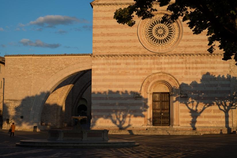 Assisi - Santa Chiara