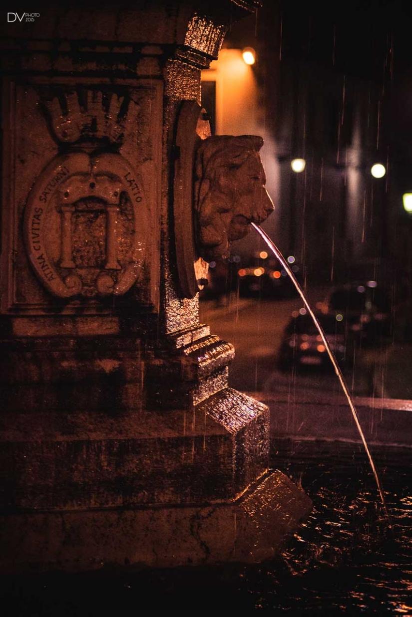 Atina la Fontana