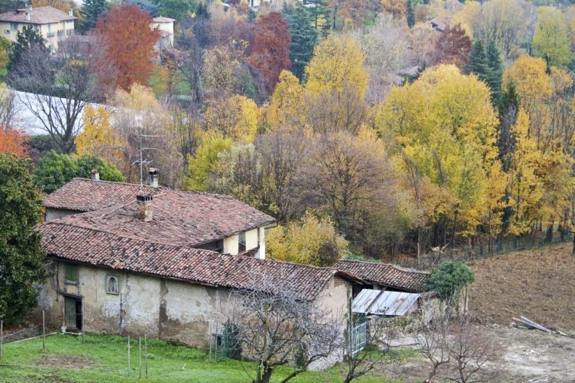 Autunno colli di Bergamo