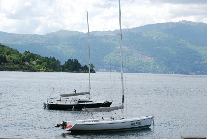Barche a Laveno