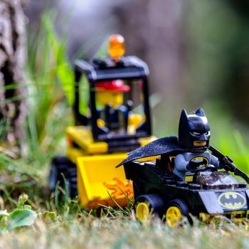 Batman , vita alternativa