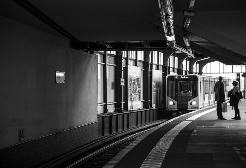 Berlino U-Bahn
