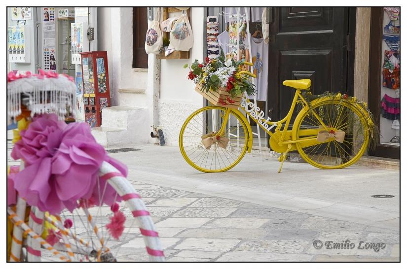 Bicicletta alternativa