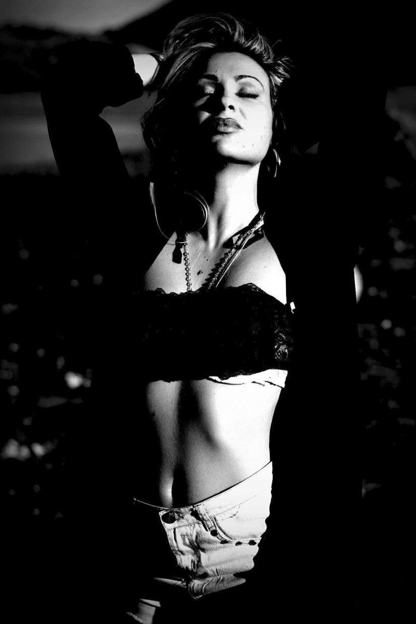 Black&white mode