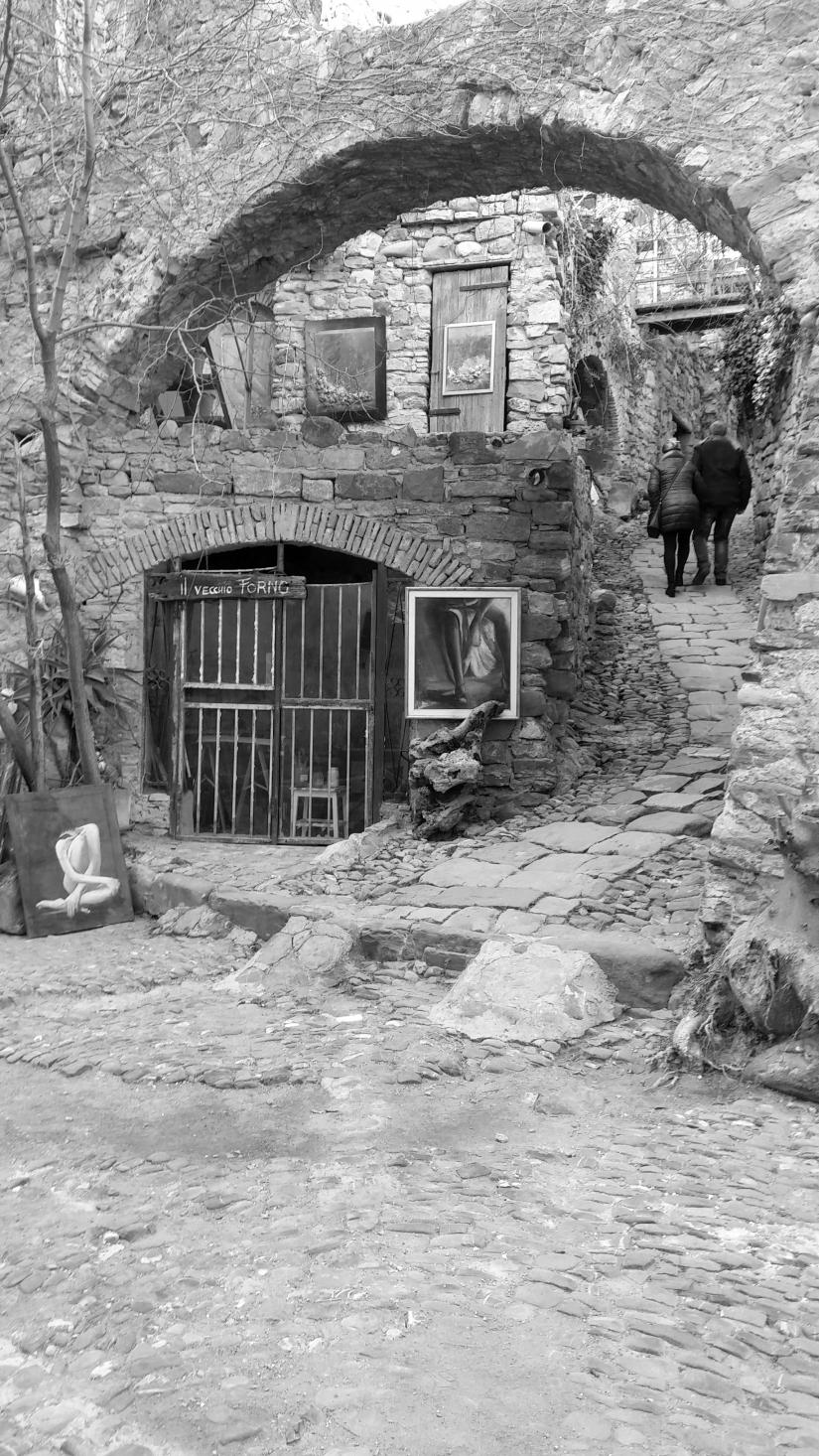 Borghi Antichi - Bussana Vecchia
