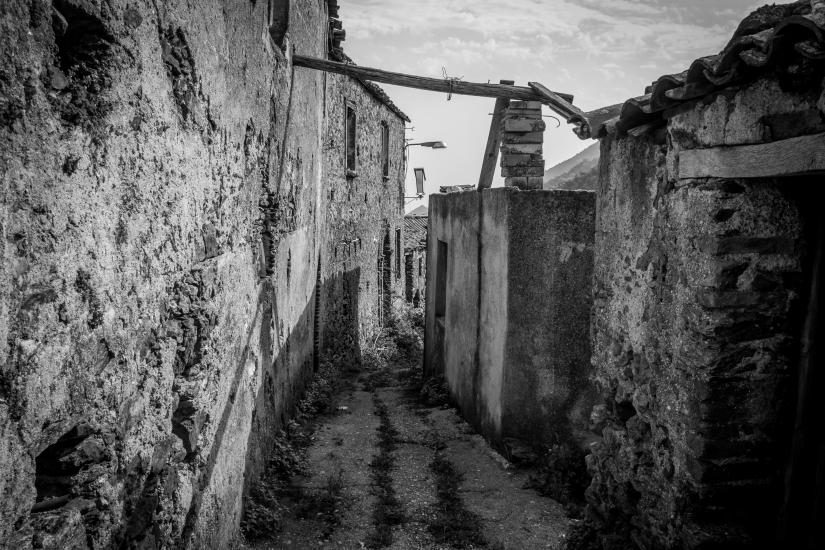 Borghi Antichi - Roghudi Vecchio