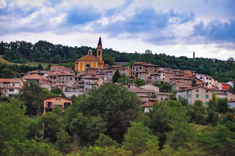 Borgo montano