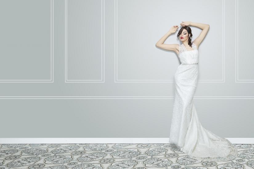 Bride - For Mozart by Flavia Pinello