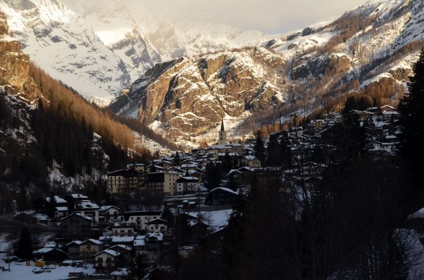 Buongiorno da Valtournenche