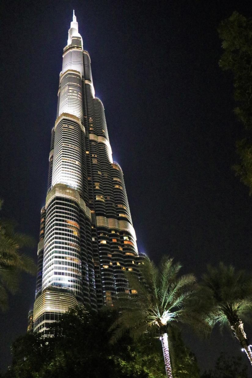 Burj khalifa il grattacielo pi alto del mondo sprea for Grattacielo piu alto del mondo