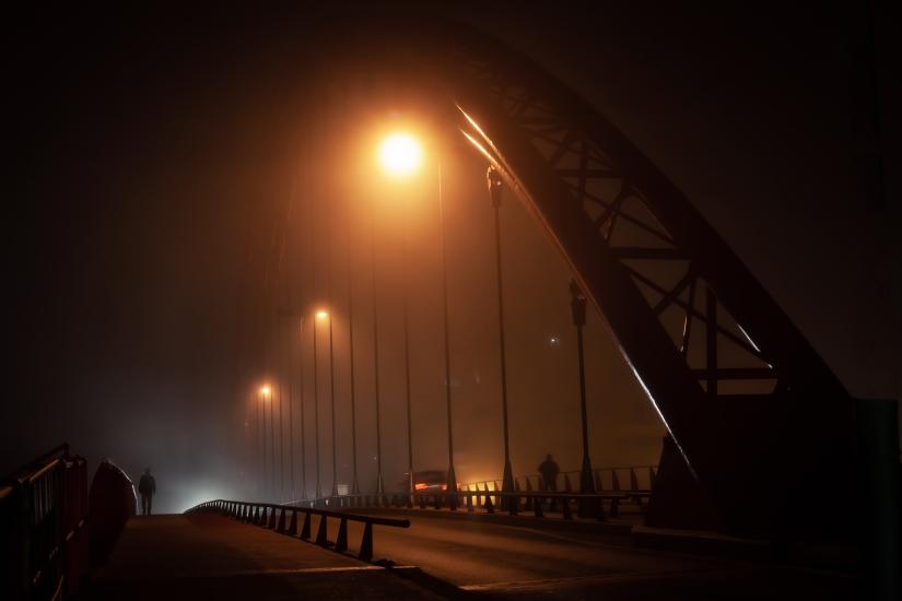 Caligo.. nebbia da mare