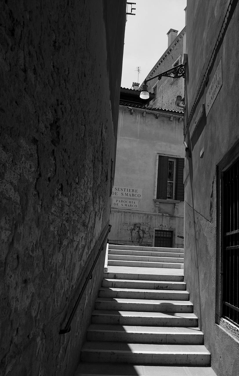 Calle S. Antonio Verso San Marco