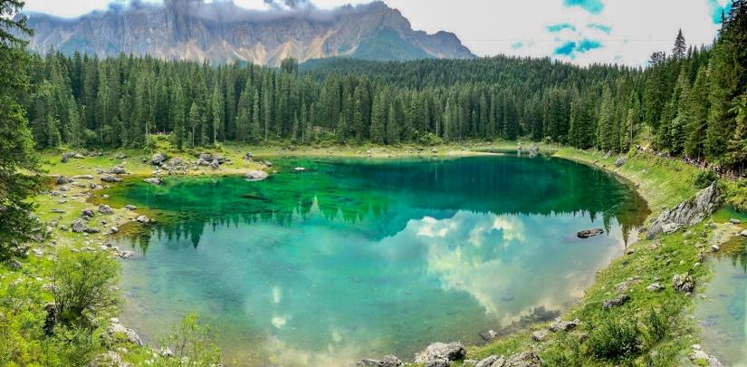 Carezza Lake, Bz