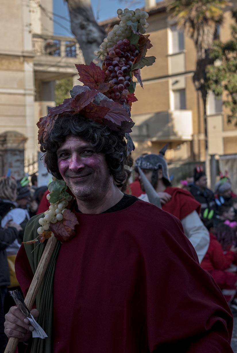 Carnevale da Bacco