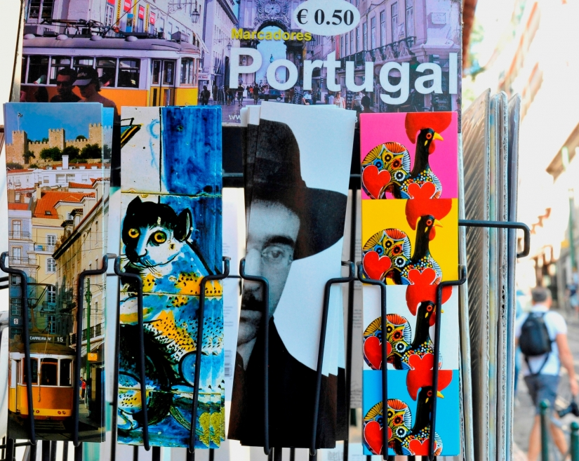 Cartoline di Lisbona