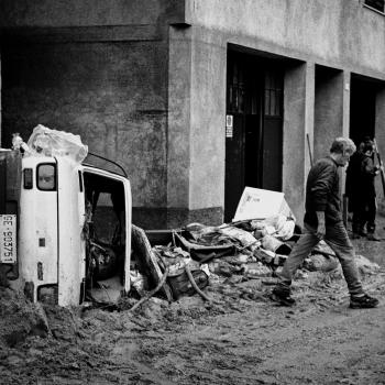 Castelletto d'Orba - Alluvione