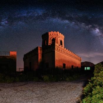Castle Under Milkyway