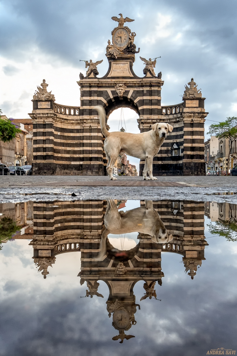 Catania - Porta Ferdinandea